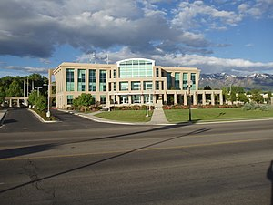 Clearfield, Utah - Clearfield City Municipal and Justice Center