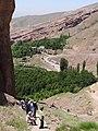 Climbing Up to Alamut Castle - Northwestern Iran (7414557032).jpg