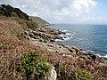 Coastal scene from Kemyel Point - geograph.org.uk - 781814.jpg