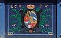Coat of arms - Monastery fountain - Maulbronn Monastery.jpg