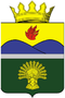 Coat of arms Zhirnovsky district, Volgograd Region 2009.png