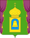 Coat of arms of Pushkino (2010).png
