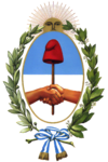 Coat of arms of Buenosairesas province