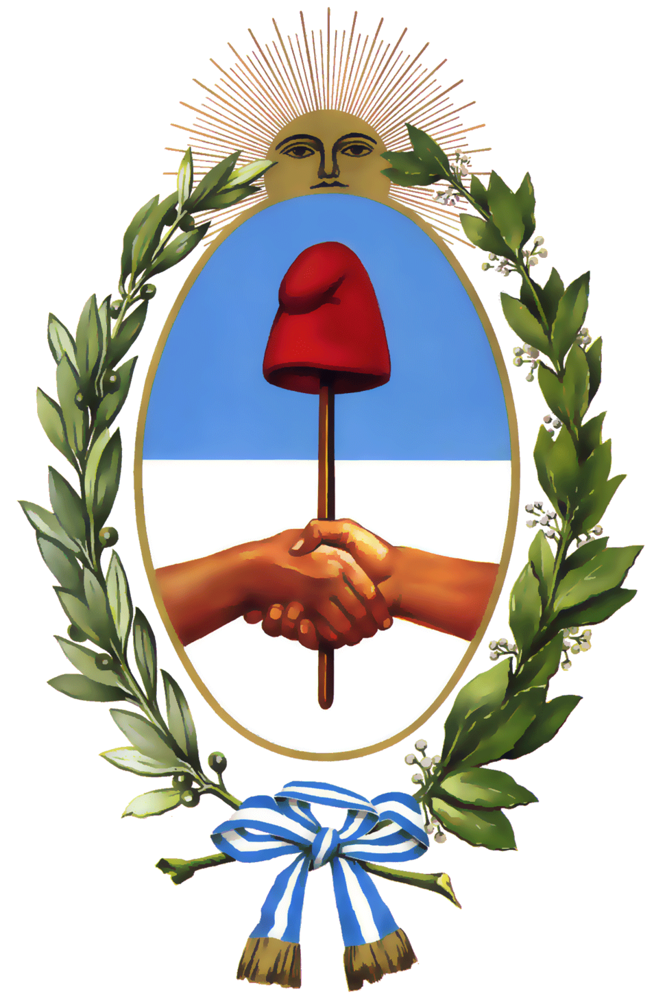 Coat of arms of Buenos Aires