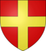Coat of arms of the House of Toulouse-Tripoli.png