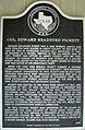 Col Pickett Texas Historical Marker.JPG