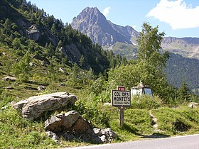image illustrative de l'article Col des Montets
