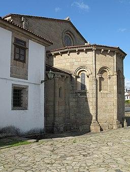 Colexiata do Sar, Santiago de Compostela 07