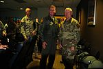 Collaboration the catchphrase during Chief of the National Guard Bureau's visit to New Mexico (26434730634).jpg