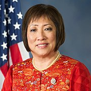 Colleen Hanabusa has represented Hawaii's 1st congressional district since 2016. She has also represented the district from 2011 to 2015.