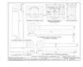 Colonel Paul Wentworth House, Dover Street (moved to MA, Dover), Dover, Strafford County, NH HABS NH,9-SALFA,1- (sheet 34 of 41).png