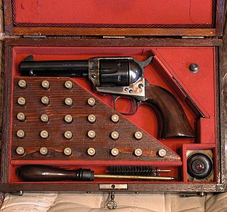 A. Uberti, Srl. - Image: Colt Single action 1873