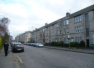Comely Bank - Comely Bank Road