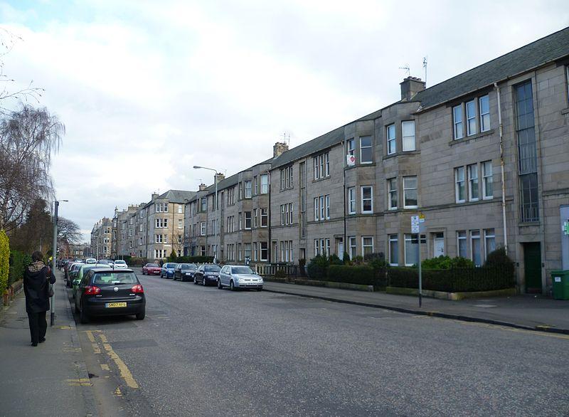 800px Comely Bank Road%2C Edinburgh