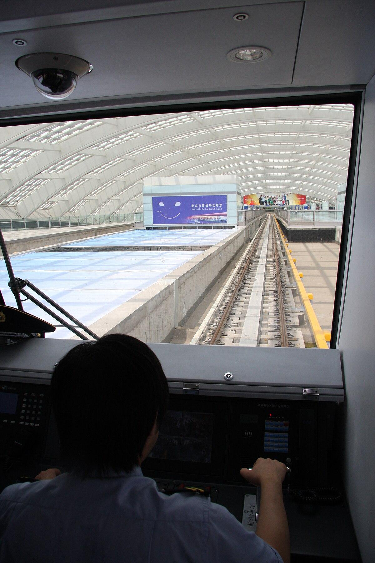 Metrojunankuljettaja