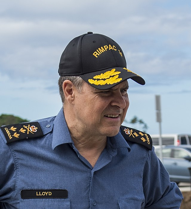 Commander of the Royal Canadian Navy - Wikiwand