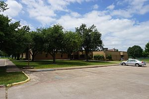 Commerce Independent School District - Commerce ISD headquarters