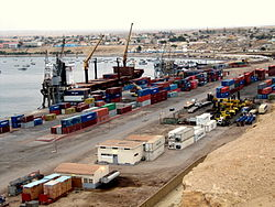 Port of Namibe