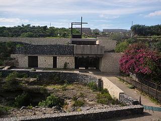 Cave of Chinguaro cultural property in Güímar, Spain