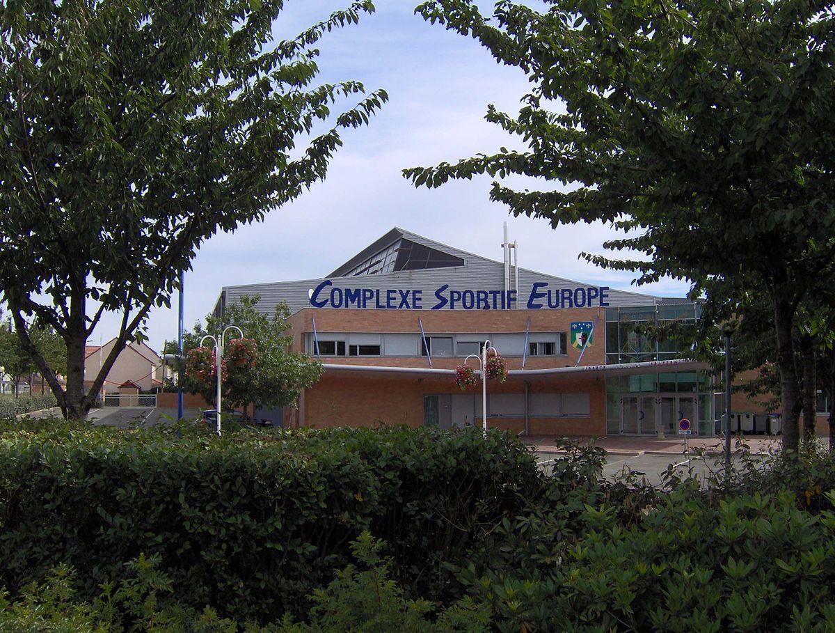 Complexe sportif europe lancourt wikip dia for Piscine elancourt