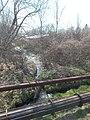 Concó Stream from the Route 81 bridge, 2019 Ászár.jpg