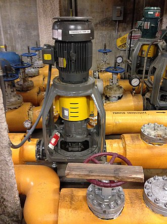 Condensate pump - Condensate return pump