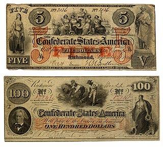 Confederate war finance
