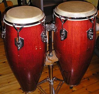 Conga - A pair of congas