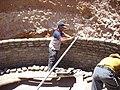 Construction de digesteurs pour une ferme, école et mosquée à Dayet Ifrah, Maroc (13244449845).jpg