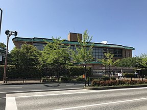 Consulate-General of the People's Republic of China in Fukuoka 20170618.jpg