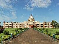 Cooch Behar Palace in Cooch Behar.JPG
