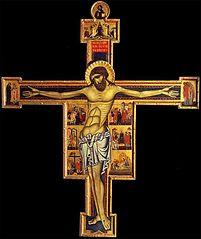 Crucifix de San Gimignano