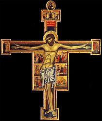 Coppo di Marcovaldo: Crucifix