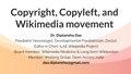 Copyright, Copyleft, and Wikimedia movement.pdf