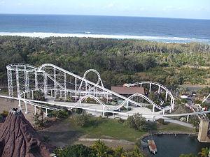 Sea Viper (roller coaster)