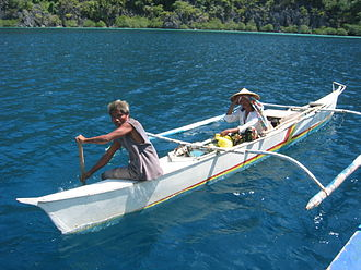 Tagbanwa - Image: Coron Island, Palawan, Philippines