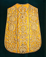 Coronation chasuble, Hungarian embroidery from the second half of the 17th century.jpg