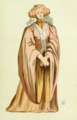 Costume (female) of the era of Richard II 1380.png