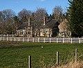 Cottage at Glassgreen - geograph.org.uk - 1062393.jpg