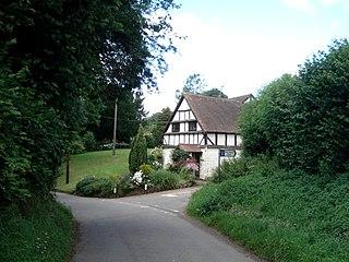 Thornbury, Herefordshire village in Herefordshire, England