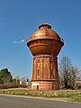 Cottbus Wasserturm Bahnhof.jpg
