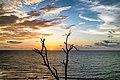 Coucher de Soleil sud de la plage de Nyonié.jpg