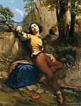 Courbet, Gustave - The Sculptor - 1845.jpg