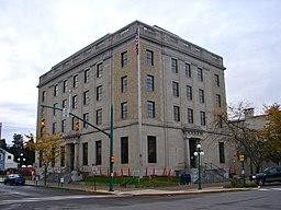 Union Countys domstolbygning og posthus.