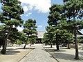 Courtyard - Hyakumanben chion-ji - Kyoto - DSC06515.JPG