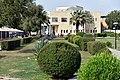 Courtyard of the Iraq Museum in Baghdad, Iraq.jpg