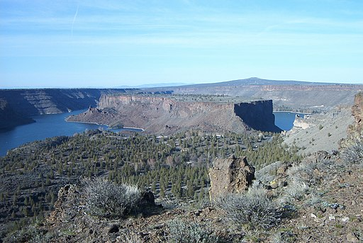 Cove Palisades SP Oregon 2002.03.31