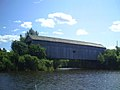 Covered Bridge of Coverdale Road near Salisbury, NB (8203635075).jpg
