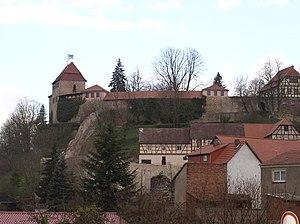 Creuzburg - Creuzburg Castle