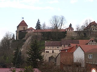 Creuzburg Ortsteil of Amt Creuzburg in Thuringia, Germany
